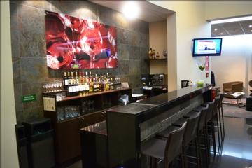 Sala del aeropuerto de Lima: escala VIP en el Aeropuerto...