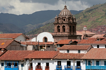 Transfer bei der Ankunft am Flughafen Cusco