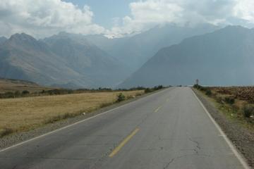 Transfer só de ida em ônibus panorâmico para Cusco saindo de Puno