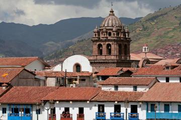 Transfert à l'arrivée de l'aéroport de Cusco