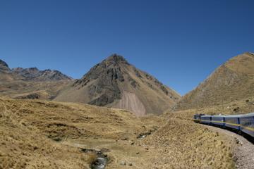 Traslado privado de ida y vuelta: Esstación de tren o autobús en Puno...