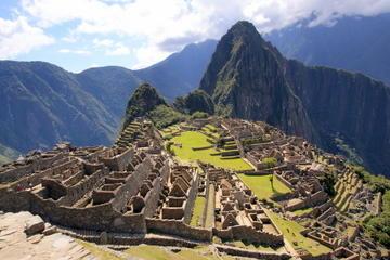 Viagem diurna para Machu Picchu...