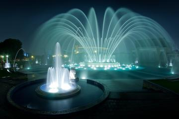 Visita por la tarde al Museo Larco y Circuito Mágico del Agua