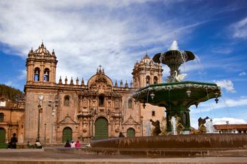 Visite de la ville de Cuzco