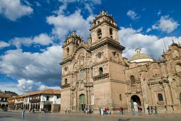 Visite des sites archéologiques et religieux de Cuzco, y compris...