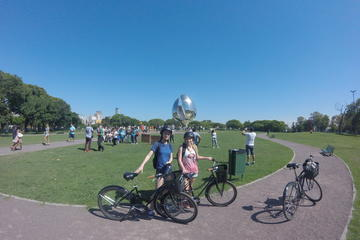 Full-Day Bike Tour from Buenos Aires with Lunch