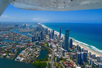 Gold Coast Seaplane and Water Bike Adventure