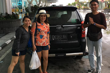 Bali Shore excursion: Private Small Group 6 Hours Tour of Bali
