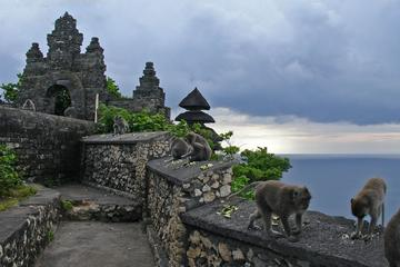Half-day Tour : Sunset Uluwatu Temple Tour Private Car