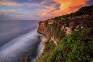 private tour: amazing sunset at uluwatu temple half-day tour
