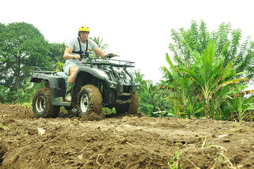 Quad Biking Bali with Transport and Lunch