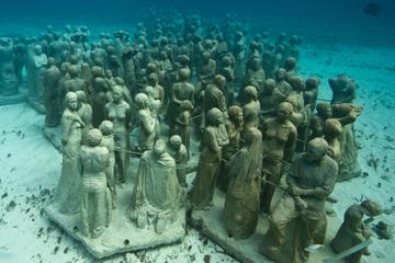 Cancún-Unterwasser-Museum