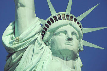 Guidet tur til Frihetsgudinnen og Ellis Island