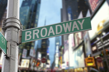 NYC Walking Tour: Broadway History ...
