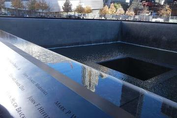 Private 9/11 Memorial and Ground Zero...