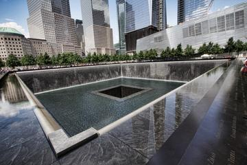 Tour a piedi al 9/11 Memorial e a Ground Zero, con upgrade opzionale