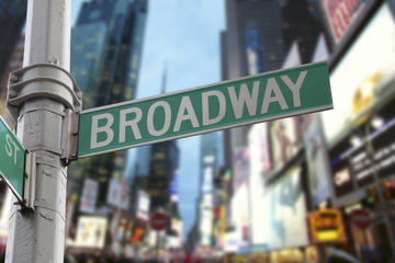 Tour a piedi di New York: storia e cultura di Broadway