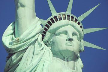 Tour met gids naar het Vrijheidsbeeld en Ellis Island