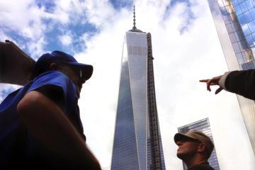 Visite de Ground Zero en français