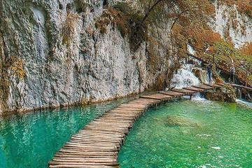 From Zadar to Plitvice Lakes private tour