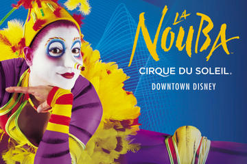 La Nouba im Walt Disney World Resort
