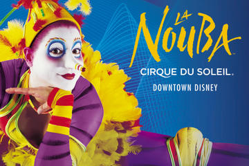 La Nouba presso il Walt Disney World Resort