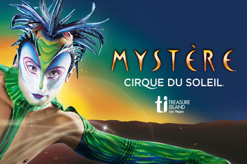 Mystère™ del Cirque du Soleil® all'Hotel casinò Treasure Island