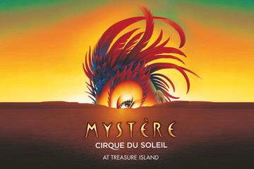 Mystère™ door Cirque du Soleil® in het Treasure Island hotel en casino