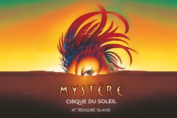 Spectacle Mystère™ du Cirque du soleil® au Treasure Island Hotel...