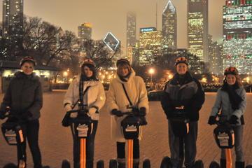 Recorrido en Segway por las luces navideñas de Chicago