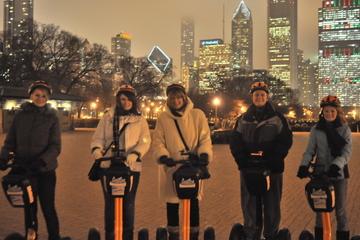 Visite en Segway des lumières de Noël à Chicago