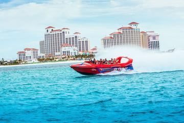 Small-Group Jet Boat Escape to Margaritaville in Nassau