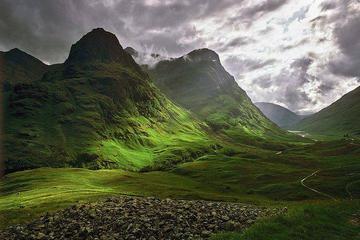 2-tägige Tour von Edinburgh aus durch die Highlands und zum Loch Ness