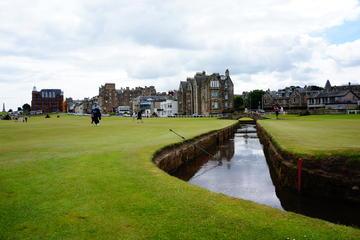 St Andrews, Falkland och Kingsbarns whiskydestilleri från Edinburgh
