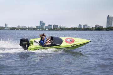 Charleston Speed Boat 2-hour Small...