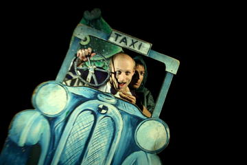 Black Light Theatre Srnec: Antología Show Admission