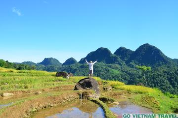 Private 3 day Pu Luong Nature Reserve...