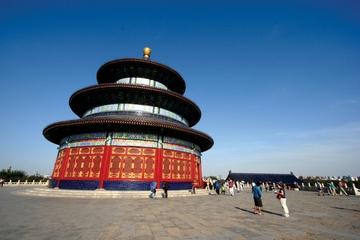 Recorrido por la ciudad Beijing para grupos pequeños