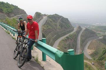 Terracotta Army and Lishan Mountain by Bike Private Tour