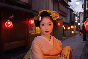 En halv dags kulturell rundtur i liten grupp i Kyoto