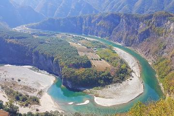 Private Mt. Baekun and Donggang River Trekking from Seoul