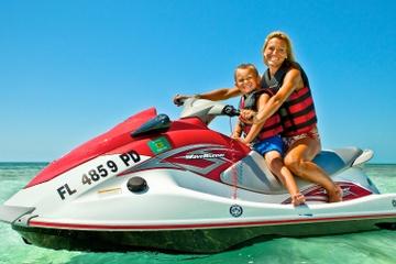 Sortie incroyable en jet ski à Key West
