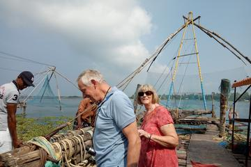 WALKING TOUR OF FORTKOCHI & LOCAL FERRY EXPERIENCE