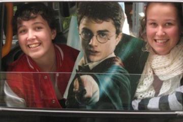 Excursão privada: excursão de Harry Potter em Londres em táxi preto...