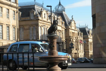 Private Black Taxi Tour of Edinburgh
