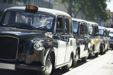 Private Tour: Traditional Black Cab...