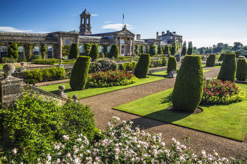 Stately Homes and Gardens of England...