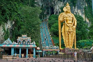 Kuala Lumpur and Batu Caves Highlights