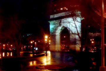 Tour a piedi dei fantasmi di New York