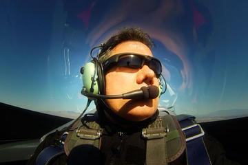 Exclusivo de Viator: experiencia con piloto de combate en Las Vegas